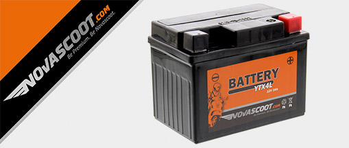 Batterie Novascoot