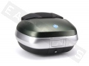 Top-Case 50L Piaggio MP3 Sport E4 2018 Matt Grün 333/A (ohne Befestigung)