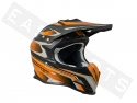 Helm Cross CGM 601G Track Orange