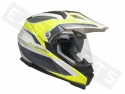 Helm Cross CGM 606G Forward Neon Gelb (Doppelvisier)