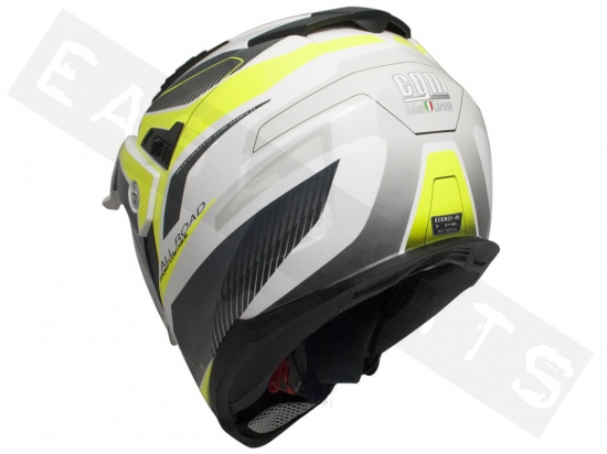 Casco 606g Forward Giallo Fluo M