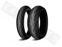 Jeu pneu MICHELIN Pilot Power 2CT 120/70-17 + 190/50-17